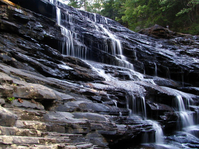 Cane Creek Cascades 3 - drier than normal