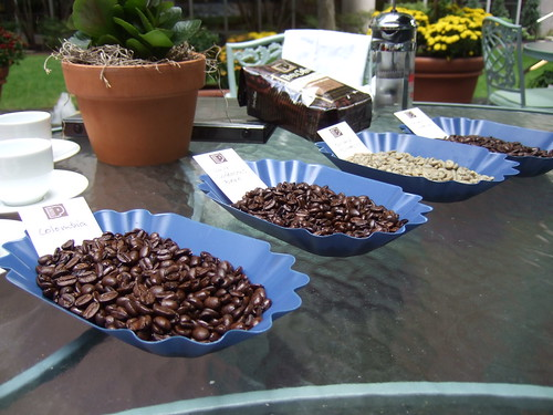 Peet's Coffee Cupping 005