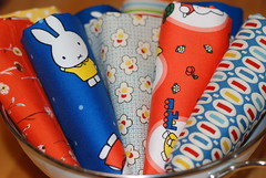 Miffy and Friends Fabric bundle
