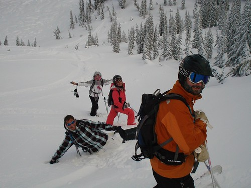 Alpine Guides Program @ Alpine Meadows