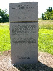 Honey Springs Battlefield (proudnamvet........Patriot Guard Riders) Tags: oklahoma rebel indian union battle confederate civilwar honey springs colored yankee