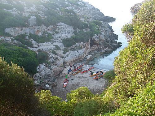 Vuelta a Menorca en kayak 19