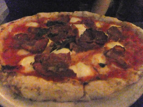 Capocollo Pizza, Saraghina