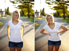Allie (jordanvoth.com) Tags: light 2 girl beautiful fun 50mm golden diptych pretty allie natural bright mark gorgeous 14 sunny jordan ii 5d mk natty voth