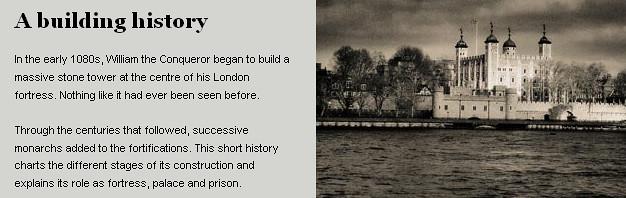 Torre de Londres - Sitio Histórico