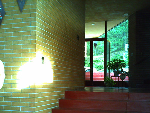 visit to a frank lloyd wright house