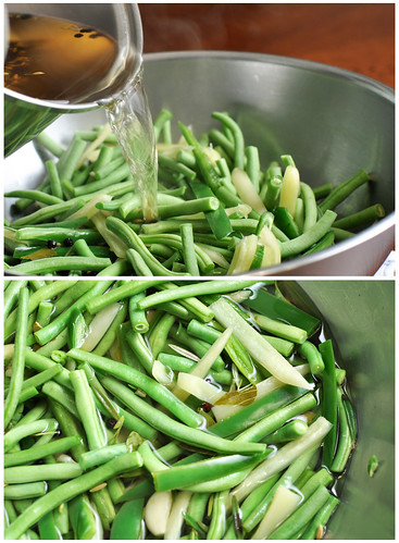 Pickled Green Beans 6