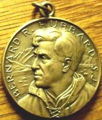 Hubbard medal obverse
