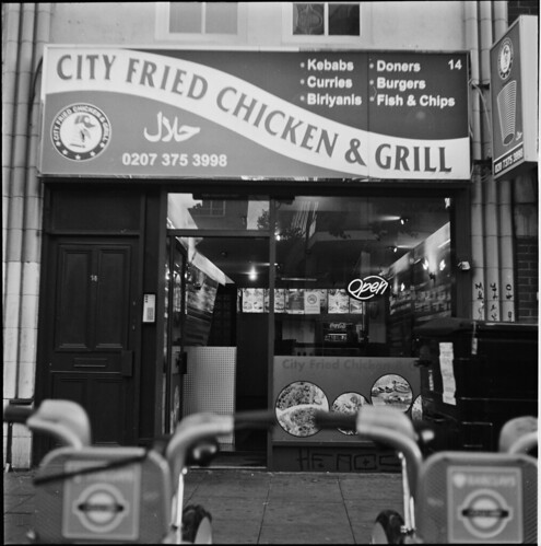 City Fried Chicken & Grill