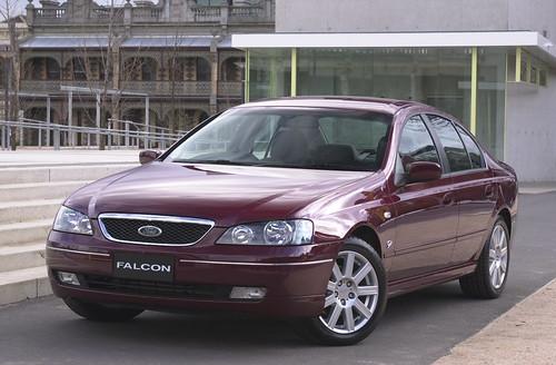 2002 Ford Ba Falcon Xr6 Turbo. 2002 Ford BA Fairmont Ghia