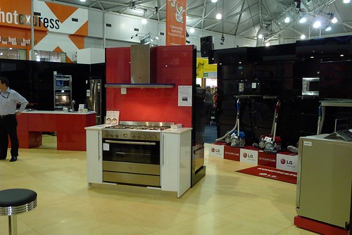 LG appliances@GFWS2010
