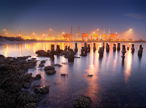 Port Botany Sunrise 2