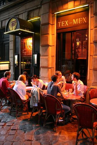 Paris Passage & café