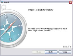 Safari Windows Installer