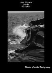 LAKE SUPERIOR / DULUTH/ MINNESOTA (Marina Castillo) Tags: water minnesota northshore lakeshore beaches duluth lakesuperior northernminnesota lakesuperiorlagosminnesota10 000lakesnorthernduluth