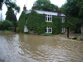 Winchcombe Flood