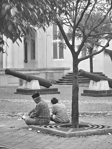 together forever-museum of Jakarta