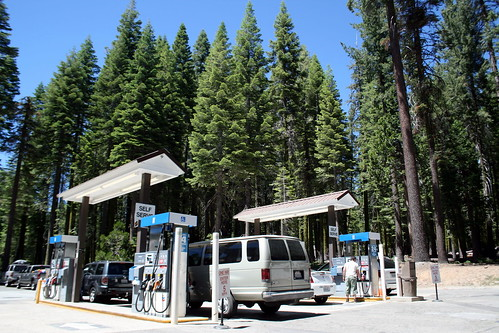 No Gas in Yosemite