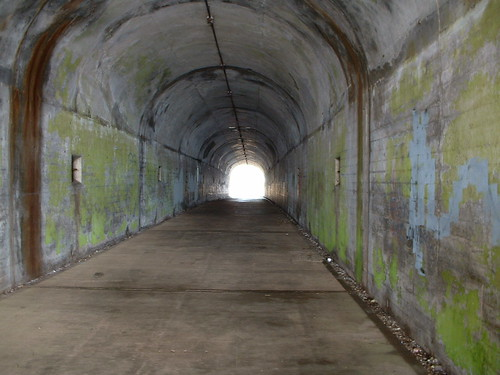 Tunnel Beginning