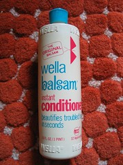 1970's Wella Balsam Conditioner (twitchery) Tags: vintage hair shampoo 80s 70s conditioner vintageads vintagebeauty creamrinse