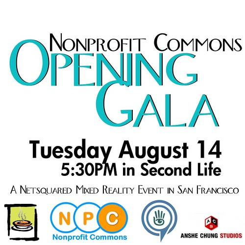 Nonprofit Commons Gala Event