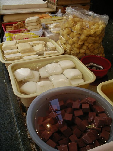 Varieties of Tofu (by Christ tell)