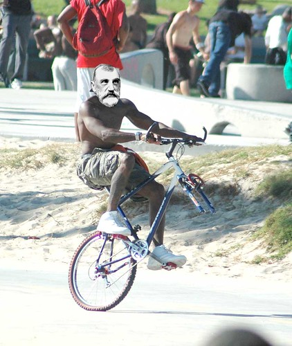 Bicycle in Venice Beach