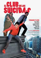 Poster El club de los suicidas
