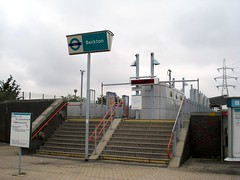 Picture of Beckton Station