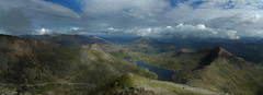 Snowdon view across Wales (jimmedia) Tags: soe