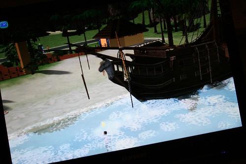 The Sims 2: Bon Voyage by włodi.