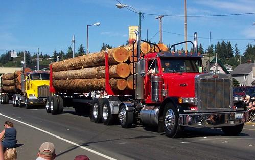 Largest Trucking Companies in the U S  | Bizfluent