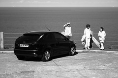 Black & White (harry.1967) Tags: uk car wales dad britain maggie mum gb llandudno greatorme andrewlee sooc canon400d focusman5 harry1967