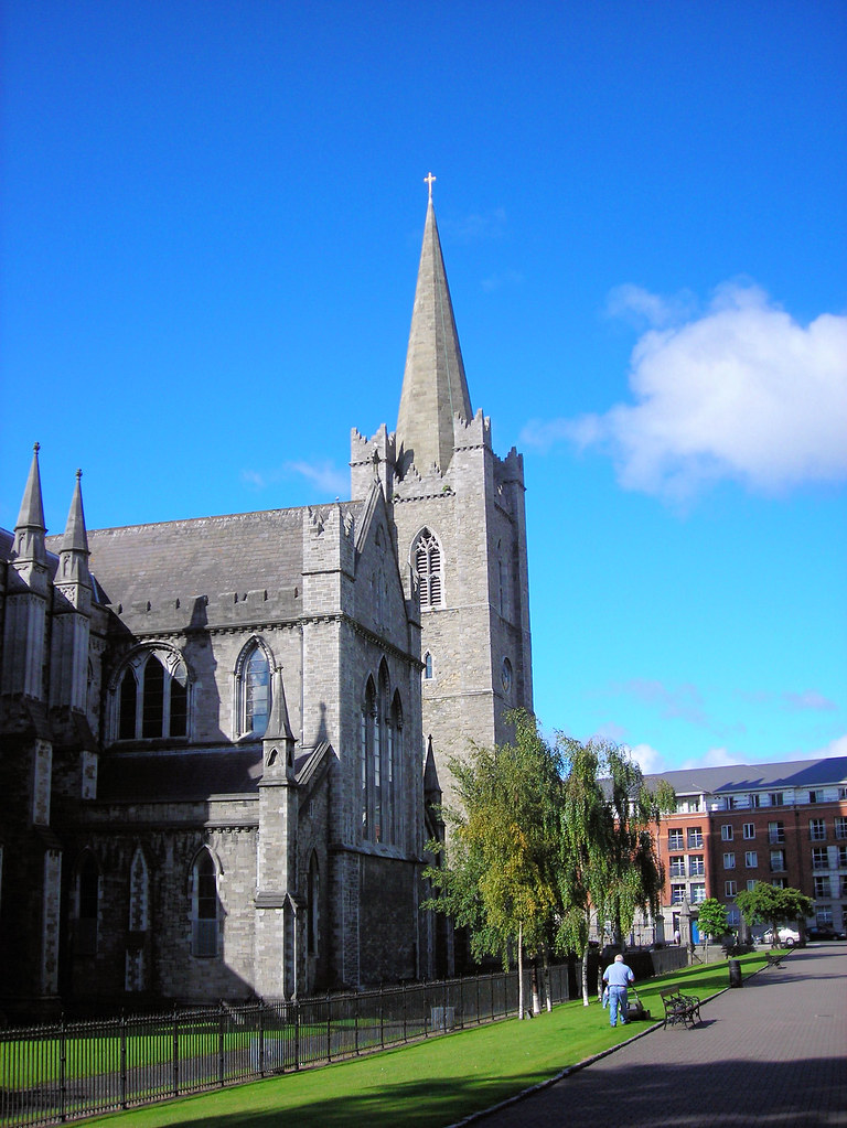 St. Patrick\'s Cathedral Dublin Pictures/Photos