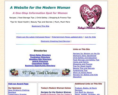 Screen Grab - Modern Woman