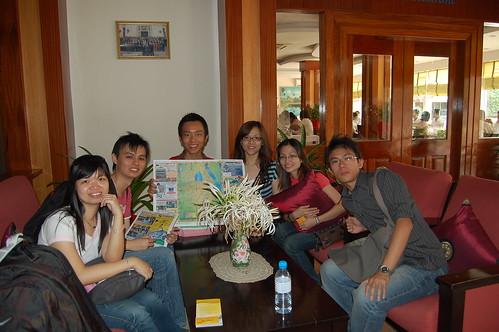Nokor Phnom Hotel Lobby