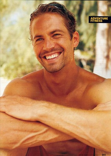 paul walker and his girlfriend. Paul walker shirtless