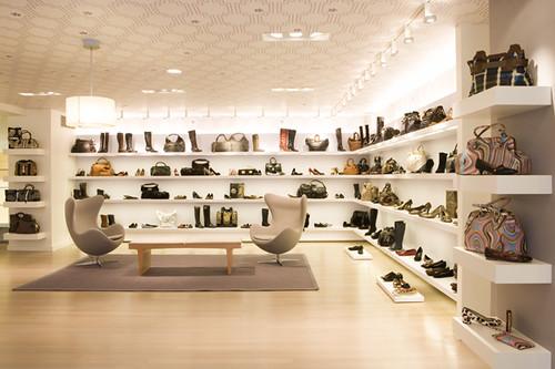 fashion shoe store interior westvillage boutique accessories plazatoo styletrend