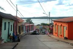 DSC_rue de ciudad bolivar (ichauvel) Tags: street house couleurs maisons rue amériquedusud vénézuela