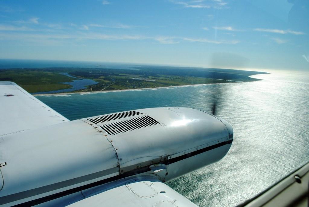 Nantucket in View