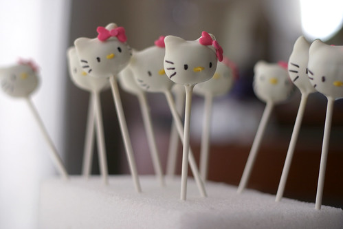 finished hello kitties