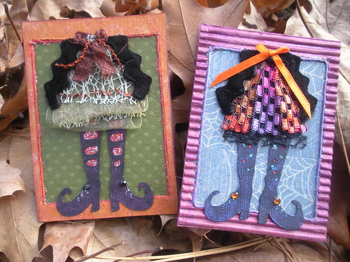 The Great Witch Swap ATCs