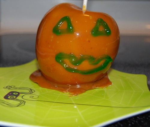Happy Apple Lantern
