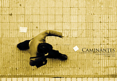 Serie Caminantes  Autor: Ivan Pawluk (PAWLUK IVAN) Tags: santa argentina photoshop arte superior amarillo fotos rosario tomas fe fotógrafo artista fotografía caminantes oberá caninar arteyfotografia ivanpawluk