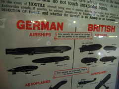 German airships, British airships