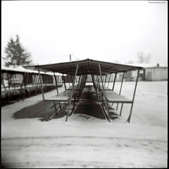 (artur sikora) Tags: winter snow film holga kodak archive poland analogue nomanipulations artursikora wwwartursikoracom