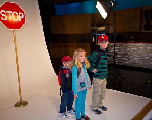 Bus Stop Kids