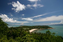 Near Big Buddha Beach...Koh Samui.