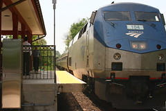 Downeaster Amtrak 104