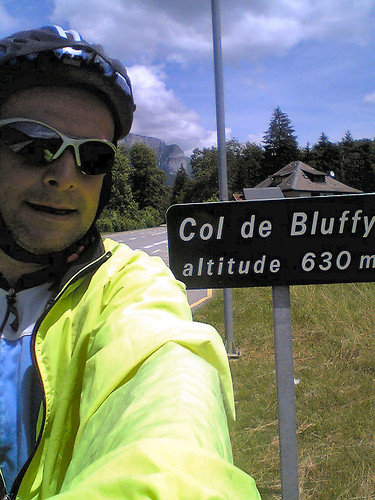 Col de Bluffy
